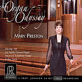 Organ Odyssey - Vierne, Messiaen, etc / Preston