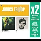 James Taylor (Soft Rock): October Road/JT [Box]
