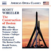 American Classics - Wheeler: The Construction of Boston