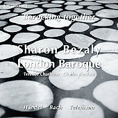 Handel, Bach, Telemann: Sonatas for Flute / Bezaly, Charlston, Medlam