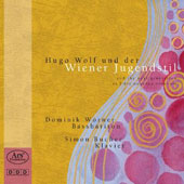Hugo Wolf & The Viennese Jungendstil / Dominik Wörner, Simon Bucher