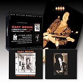 Gary Moore: Warrior's Set: Corridors of Power & Run For Cover [Box]