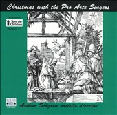 Christmas with the Pro Arte Singers / works by John Joubert, H.J. Gauntlett, Pierre Villette, et al.
