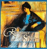 The Romance of Spain / Paul Henry, Arturo Guzman, guitars; Jamie Shaak, piano; Maria Lagios, sop.