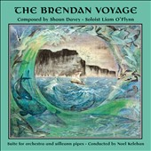 Shaun Davey: The Brendan Voyage [Book/CD Gift Set]