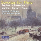 Sonatas for Flute