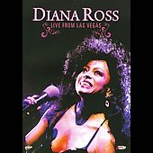 Diana Ross: Live from Las Vegas [DVD]