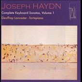 Joseph Haydn: Complete Keyboard Sonatas, Vol. 1