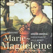 Jules Massenet: Marie-Magdeleine