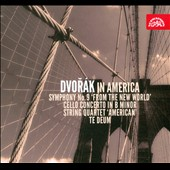 Dvor&aacute;k in America
