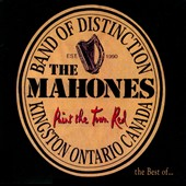 The Mahones: Paint the Town Red: The Best of the Mahones [Slipcase]