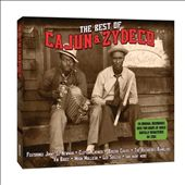 Various Artists: The Best of Cajun & Zydeco