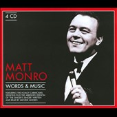 Matt Monro: Words And Music (Remastered) [Box]