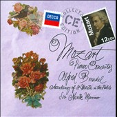 Mozart: Piano Concertos / Alfred Brendel