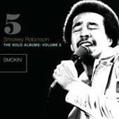 Smokey Robinson: The Solo Albums, Vol. 5 [Digipak]