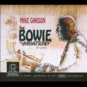 The Bowie Variations , Mike Garson, piano