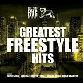 Various Artists: Sleeping Bag Records Greatest Freestyle Hits