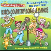 Learning Station: Kid's Country Song & Dance