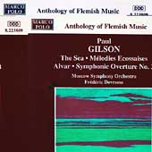 Gilson: The Sea, etc / Devreese, Moscow Symphony Orchestra