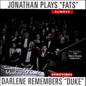 Darlene Edwards/Jonathan Edwards: Jonathan Plays