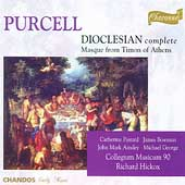 Purcell: Dioclesian, Timon of Athens / Richard Hickox