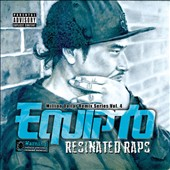 Equipto: Resinated Raps/Million Dollar Remix Series, Vol. 3