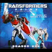 Brian Tyler: Transformers Prime: Season One - Music from the Animated Series [Digipak]