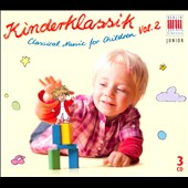 Classical Music for Children, Vol. 2 - Debussy, Grieg, Schumann - Funny Stories, Foreigh Lands, Good Night, Sleep Tight