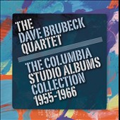 Dave Brubeck/The Dave Brubeck Quartet: The Complete Studio Albums Collection 1955-1966 [Box]