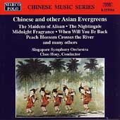 Chinese Music Series - Chinese and Other Asian Evergreens