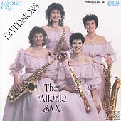 Diversions / The Fairer Sax