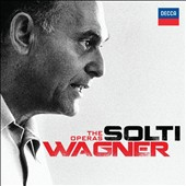 Georg Solti conducts Richard Wagner - Ten complete Operas [36 CDs]