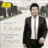 Chopin: Piano Concerto No. 2; Sonata No. 3; Etude No. 3, Op. 10 / Lang Lang, piano