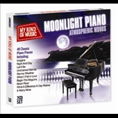 Various Artists: My Kind of Music: Moonlight Piano - Atmospheric Moods