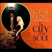 Sophie Dunér/The Callino Quartet: The  City of My Soul [Digipak]