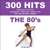 Various Artists: 300 Hits: The '80s [Box]