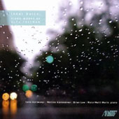 Inner Voice: Piano Works of Alex Freeman (b.1972) / Salla Karakorpi, Riso-Matti Marin, Brian Lee, pianists