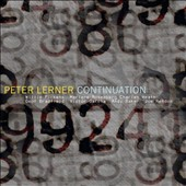 Peter Lerner (Jazz): Continuation [Digipak]
