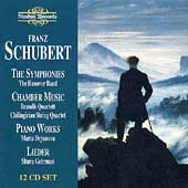 Schubert: The Symphonies, Chamber Music, Piano Works, etc