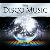 Various Artists: Disco Music: The Definitive Songbook [Digipak]