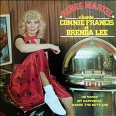 Renée Martel: Chante Connie Francis et Brenda Lee *