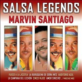 Marvin Santiago: Salsa Legends