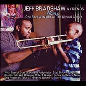 Jeff Bradshaw: Home: One Special Night at the Kimmel Center [3/31]