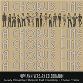 A Chorus Line, 40th Anniversary Original Broaway Cast Recording