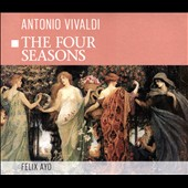 Antonio Vivaldi: The Four Seasons [International Edition]