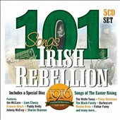 Various Artists: 101 Songs of Irish Rebellion [Box]