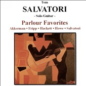 Parlour Favorites; Akkerman, Fripp, Hackett, Howe, Salvatori