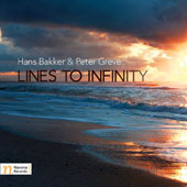 Lines to Infinity - works primarily for flute & piano by Hans Bakker & Peter Greve / Petr Nouzovský, cello; David Chevalier, narrator; Gabriela Kummerová, oboe; Cora Greevenbosch, flute; Lucie Kaucká, piano