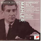 Bernstein Century - Mahler: Symphony no 3, etc / New York PO