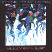 Four American Piano Sonatas / William Doppmann